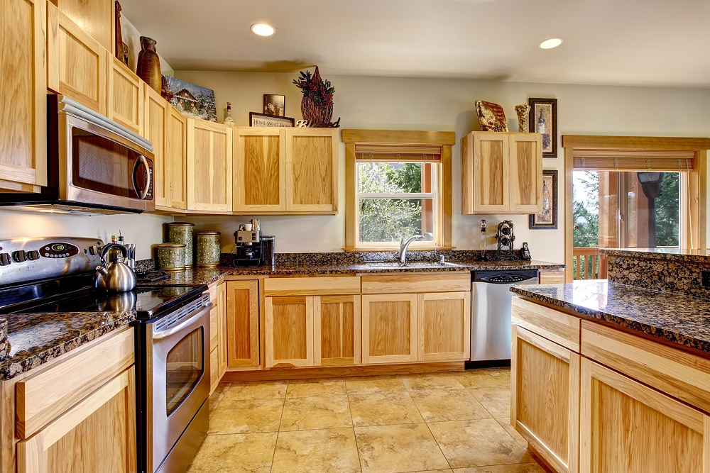 Affordable kitchen cabinet